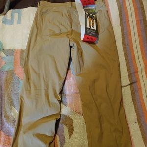New Eddie Bauer Fleece Lined Tech Pants